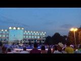 Цветные музыкальные фонтаны (г. Анапа)