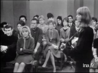 Françoise Hardy - La fille avec toi