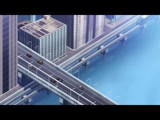 [AniDub] Kurokami The Animation | Куроками [03] [Oriko, SpasmSound]