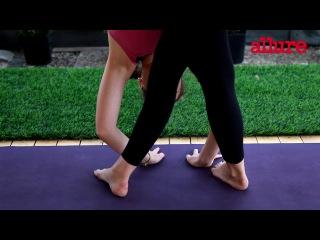 SLs Йога: как сесть на шпагат