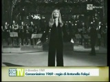 Dalida - Nel 2023 06.12.1969 (Canzonissima 69 (2) (Rai uno)
