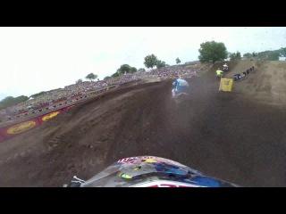 Gopro hd_ james stewart lap 1 moto 2 - redbud mx lucas oil pro motocross championship 2014
