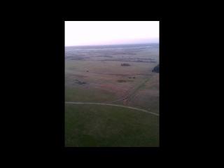 прыжок с парашютом - 06/09/2014 Бабаев Д.