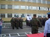 Присяга 27.07.2014 танк 1 рота (9)