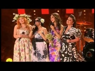 Наталья Королева,Зара,Диана Гурцкая,Анастасия Спиридонова - Цвіте терен .