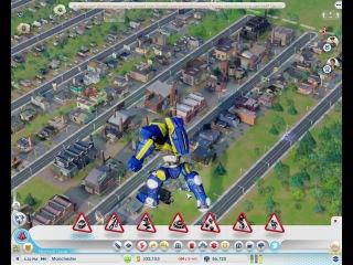 SimCity 5 все катастрофы, прохождение SimCity 5, катастрофы в SimCity 5