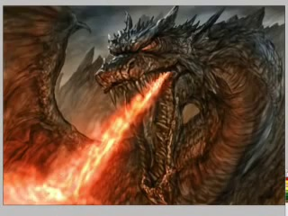 Рисуем дракона на фотошопе(с нуля)