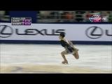 2014 LEXUS Cup of China. Ladies - Free Skating. Kanako MURAKAMI