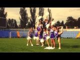 Наша ЛЮБИМАЯ и ТАЛАНТЛИВАЯ группа поддержки !)) CHEERLEADING | Группа поддержки Николаевских
