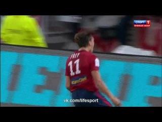 Лилль 1:1 Сент-Этьенн | Французская Лига 1 2014/15 | 12-й тур