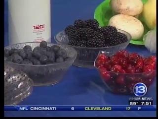 Известный диетолог Pat Baird на канале ABC и ее рекомендации по питанию