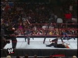 050. The New Brood (Matt Hardy and Jeff Hardy) vs. Edge and Christian (No Mercy 1999 Tag team ladder match)