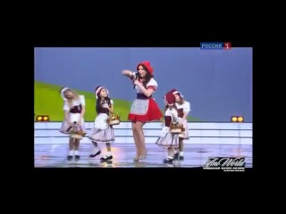Ани Лорак - Песня красной шапочки