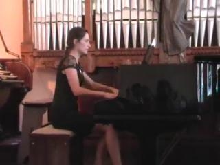 Віталій Зима(кларнет) Наталя Брижата(рояль) - Ене Кельдим (Знову прийшов)