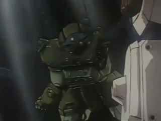 Бронированные воины Вотомы - Сияющая Ересь / Soukou Kihei Votoms - Kakuyaku taru Itan OVA - 5 серия [Azazel Viki] [1994] [SHIZA.TV]
