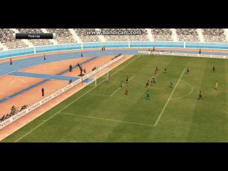 Победный гол Даллку в ворота Шахтера