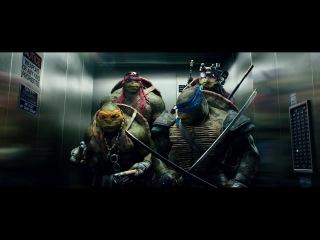 Черепашки-Ниндзя (2014) Отрывок из фильма