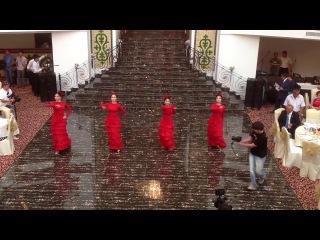Ханыша испанский танец дидюля фламенко