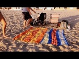 Короче говоря: Я сходил на пляж