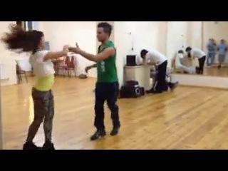 Ketyson RIK Tanya Pinarina Zouk in Cheboksary aug2014