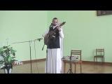 Музыкальное благословение отца Сергея юбиляру Ивану Безгину