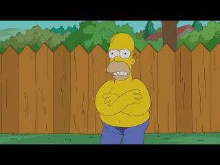 Гомер Симпсон принял участие в акции Ice Bucket Challenge