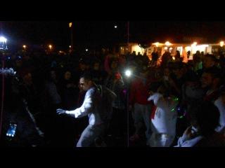 Gorilla vs Elvis Presley Dance Battle San Jose Bike Party