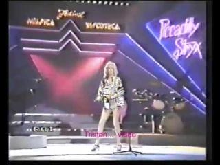AMANDA LEAR - No Credit Card (1984)