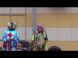 индейцы эквадора возле тц Аркада в г.Нижнекамск