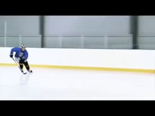 Самый эффективный силовой прием в истории хоккея
