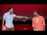 Comedy Club 2014 - Демис Карибидис и Андрей Скороход (В кабинете у директора MTV)