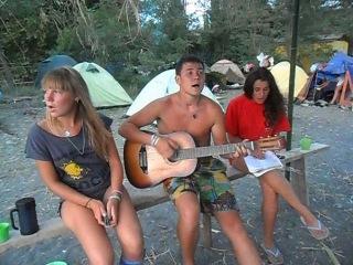 поездатая песня, кавказ 2012