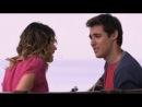 Martina Stoessel y Jorge Blanco (Violetta y Leon) - Nuestro Camino (2 сезон 78 серия Виолетта 158) (Violetta 2)