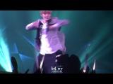 [FANCAM] 140823 EXO Xiumin focus - Thunder @ LP в Сингапуре
