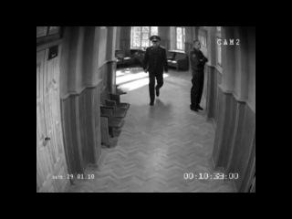 Однажды в милиции • Съёмка камерой наблюдения • Милицейский произвол. Смотреть до конца!
