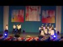 Танцы в РУДН. Киргизия.