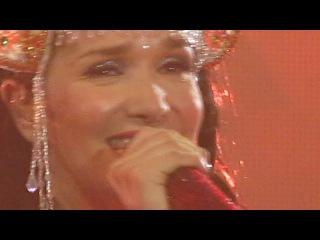 Наталья Орейро в Новосибирске Me muero de amor