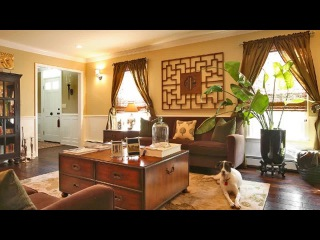 ✏ Дизайн интерьера домашнего офиса в разных стилях