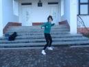 танець їжака
