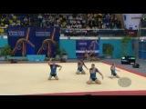 Чемпионат мира по спортивной акробатике (Франция, июль 2014)