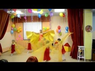 Танец Жар-птица на день учителя 07.10.14