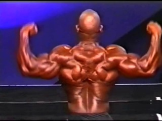 Flex Wheeler Mr Olympia 2002