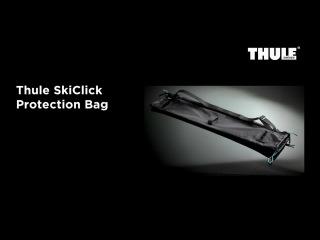 Багажник для 1-ой пары лыж Thule SkiClick 7291