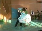 Конкурс красоты(2)-2007 Царёва Анастасия и Дмитрий Иванов