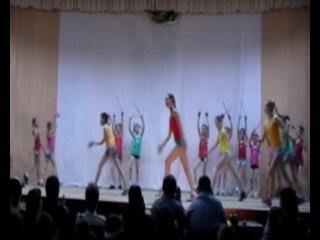 1 смена-10 отряд-танец Время придет