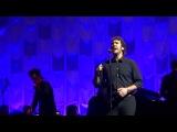 Летний тур 2014 года. Концерт Джоша Гробана в Северной Каролине 16 августа. Per Te