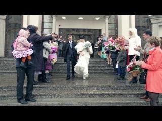 наша свадьба 26.04.2014