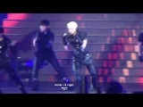 """[Фанкам] 140906 2РМ - Fight (Chansung focus) @ JYP NATION """"ONE MIC"""" in Japan"""