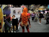 Cosplay - Comic Con (San Diego) - SDCC - Cosplay Music Video - 2013