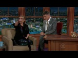 The Late Late Show with Craig Ferguson - 2014.12.08 - Carrie Fisher, Dave Attell, Eddie Izzard